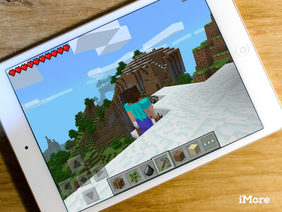 Minecraft for iPad