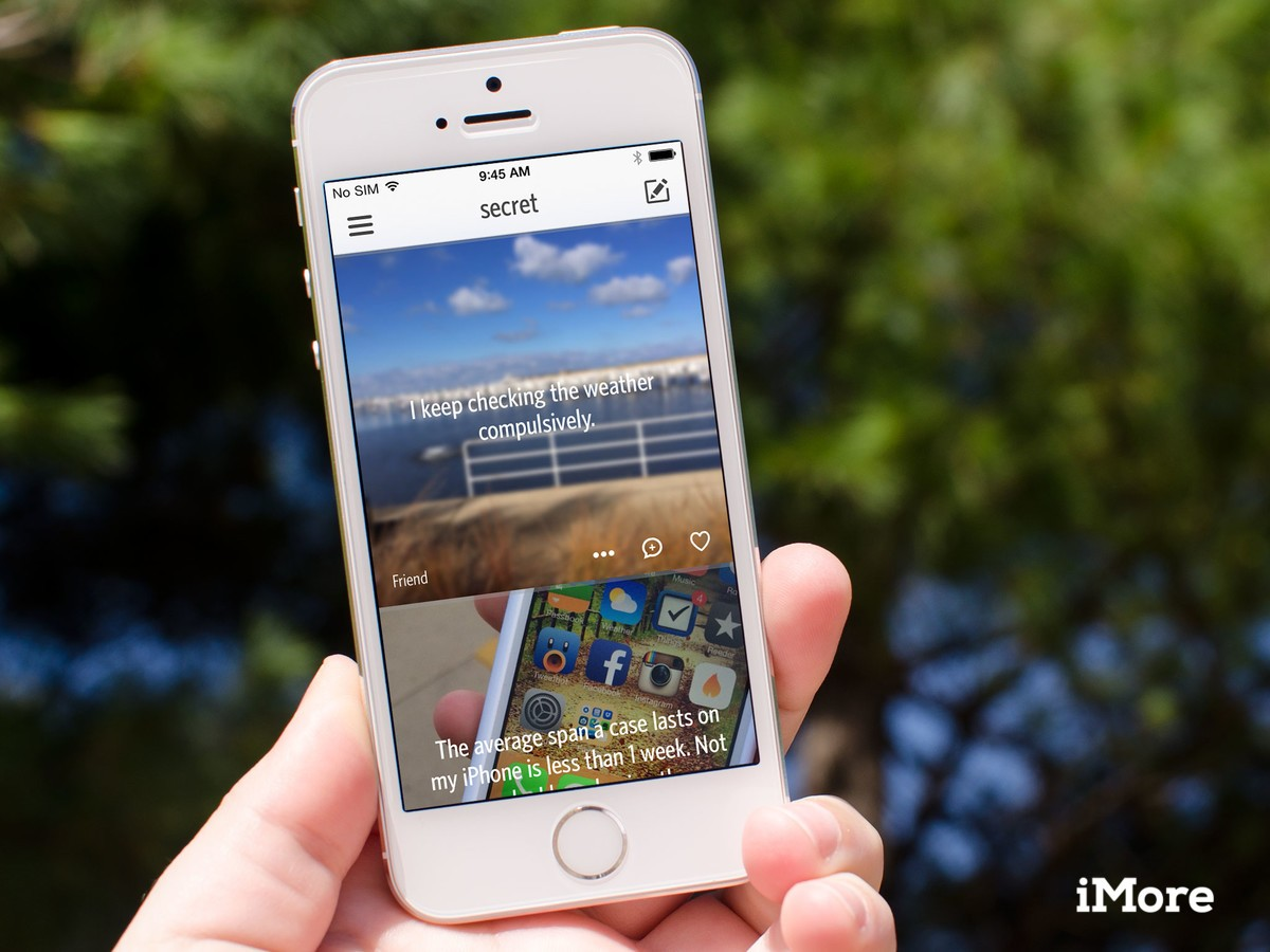 Secret for iPhone review: Get your nosy, anonymous, drama creep on!