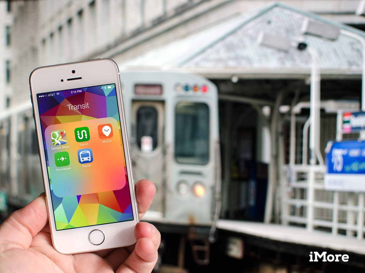 Best US transit apps for iPhone: Google Maps, Moovit, Citymapper, and more!