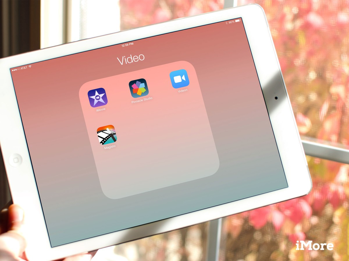 Best video editing apps for iPad: iMovie, Pinnacle Studio, Videon, and more!