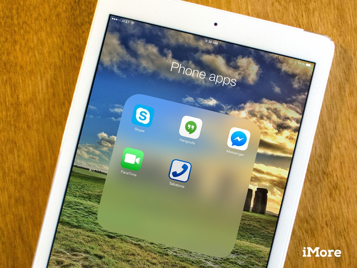 Best phone apps for iPad: FaceTime Audio, Google Hangouts, Skype, and more!