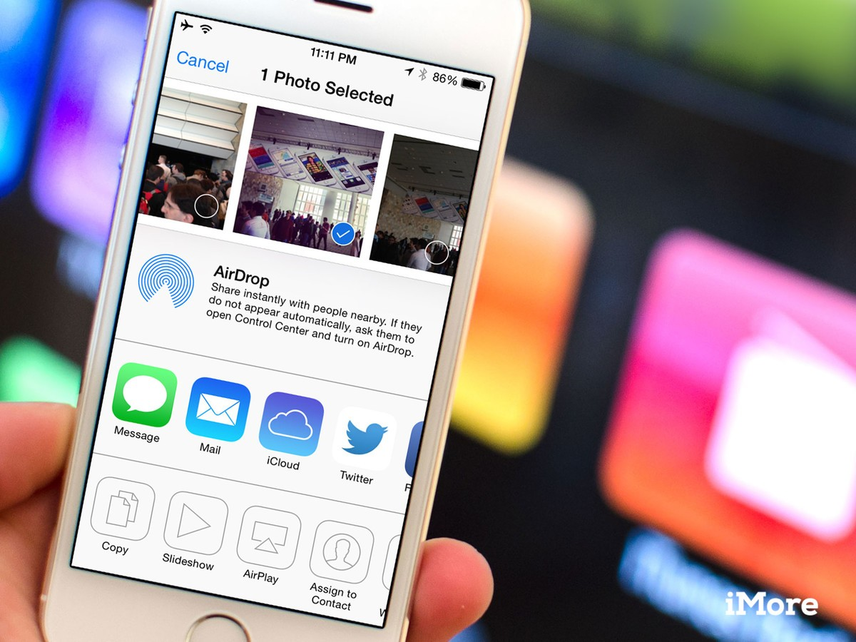 How to AirPlay from Photos on your iPhone or iPad to your Apple TV