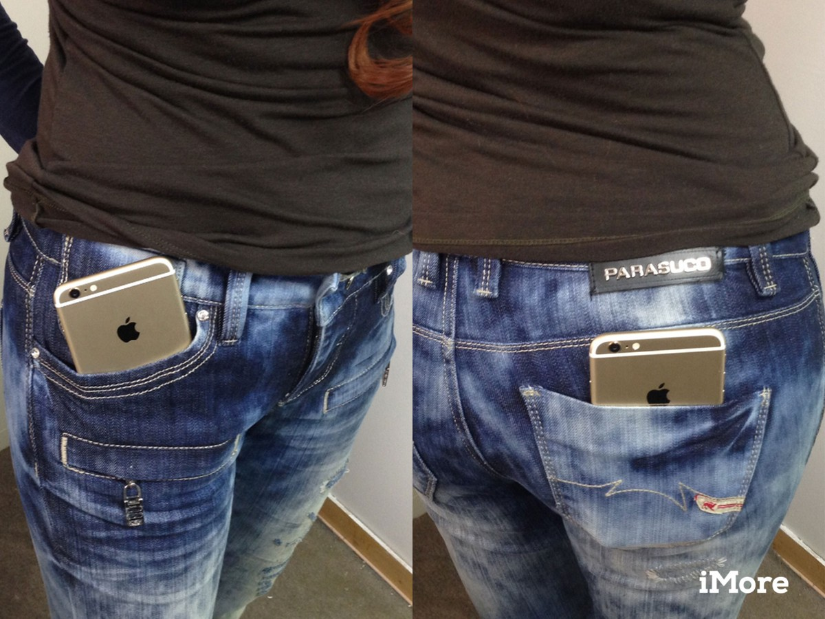Will the iPhone 6 Plus make designers rethink their jeans?