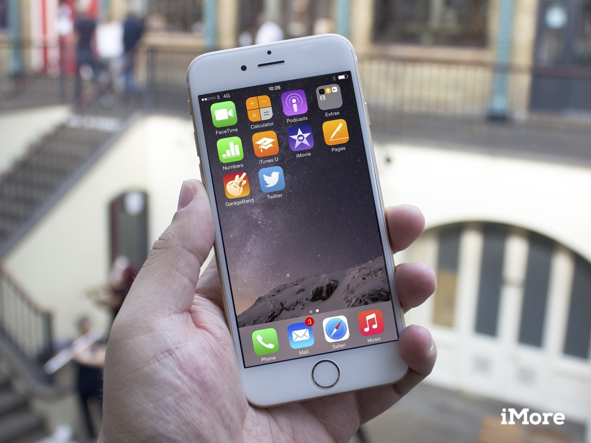 iphone 6 how to delete apps