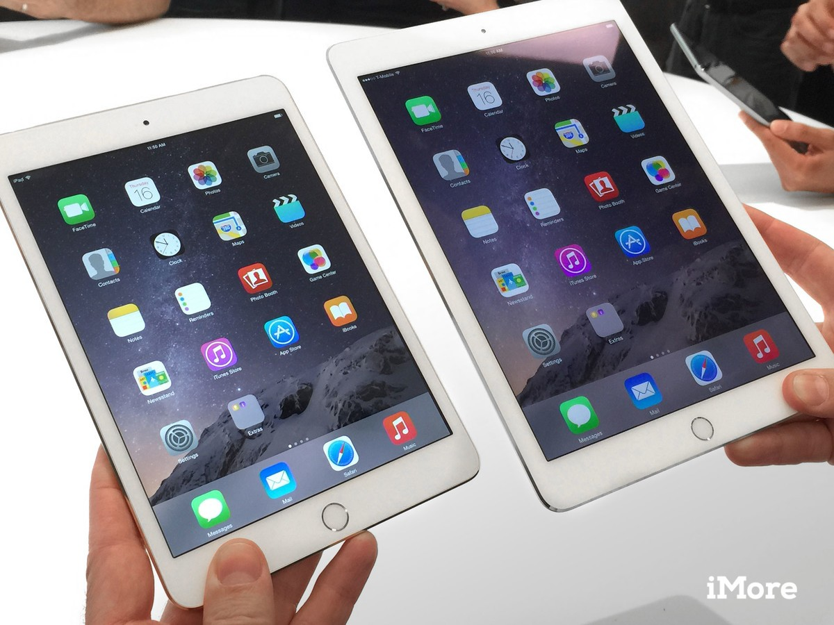 iPad Air 2 and iPad mini 3: Should you upgrade?