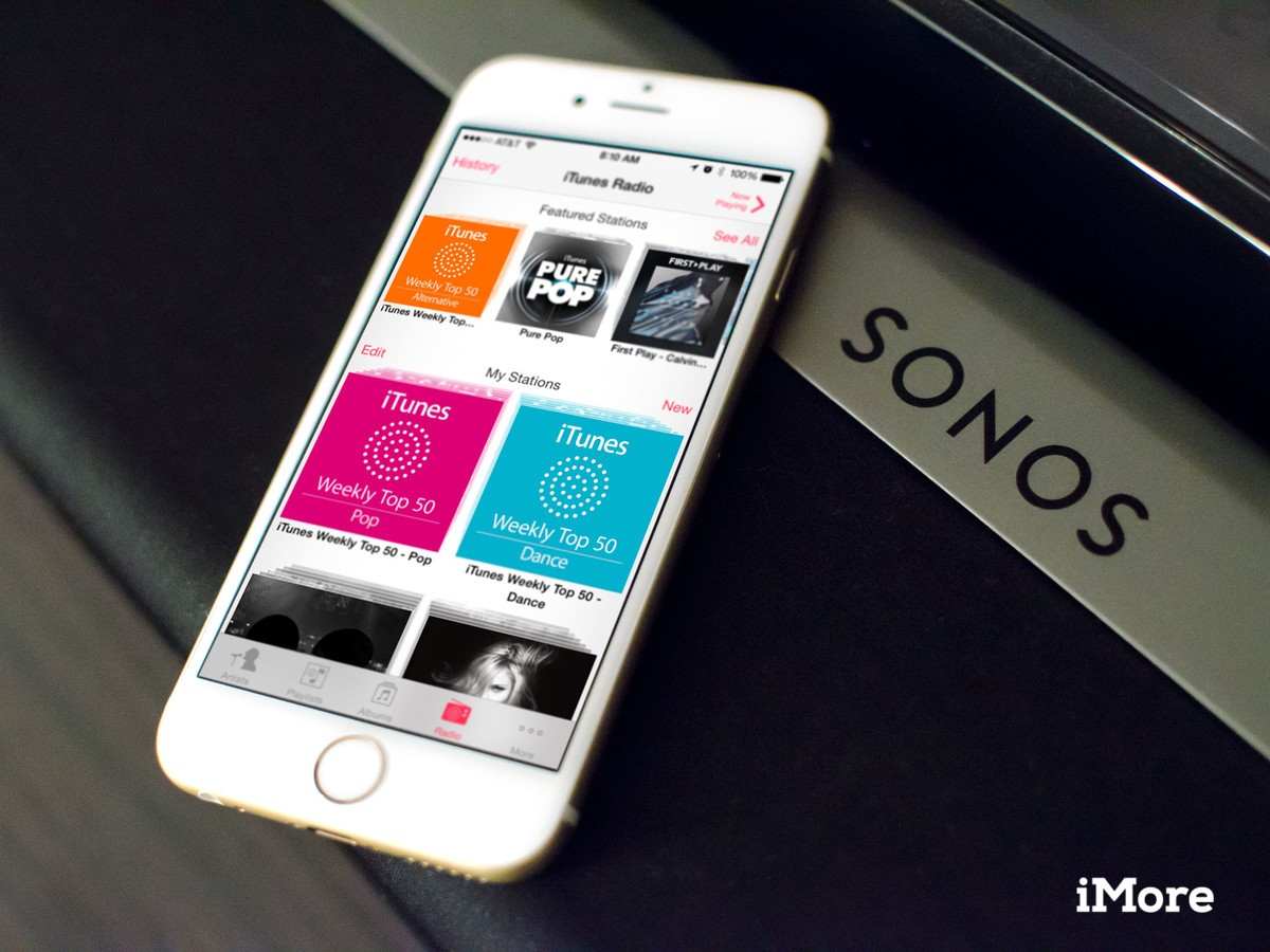 How to get iTunes Radio working with your Sonos system via AirPlay