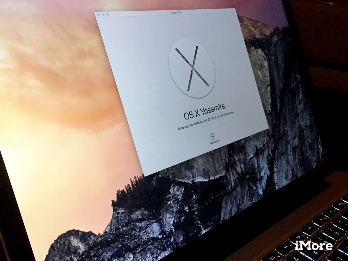 How to make a Yosemite boot drive