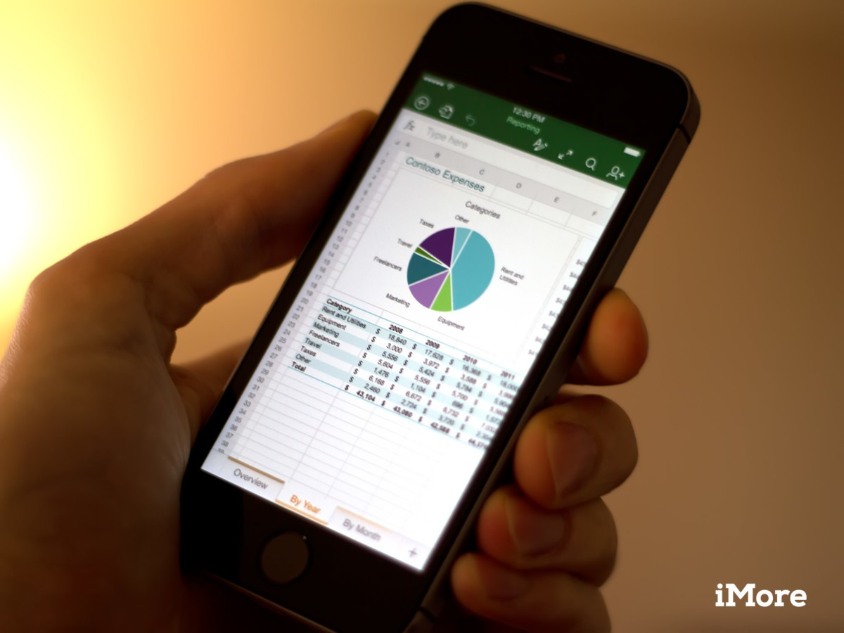 Microsoft updates Office for iPhone and iPad with iCloud ...