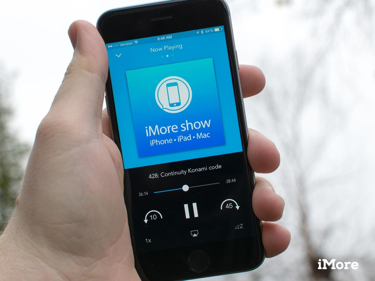 Pocket Casts 5 gets a new player design, interactive notifications, and more