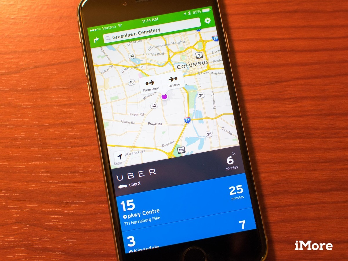 Transit App gives you more options with Uber partnership