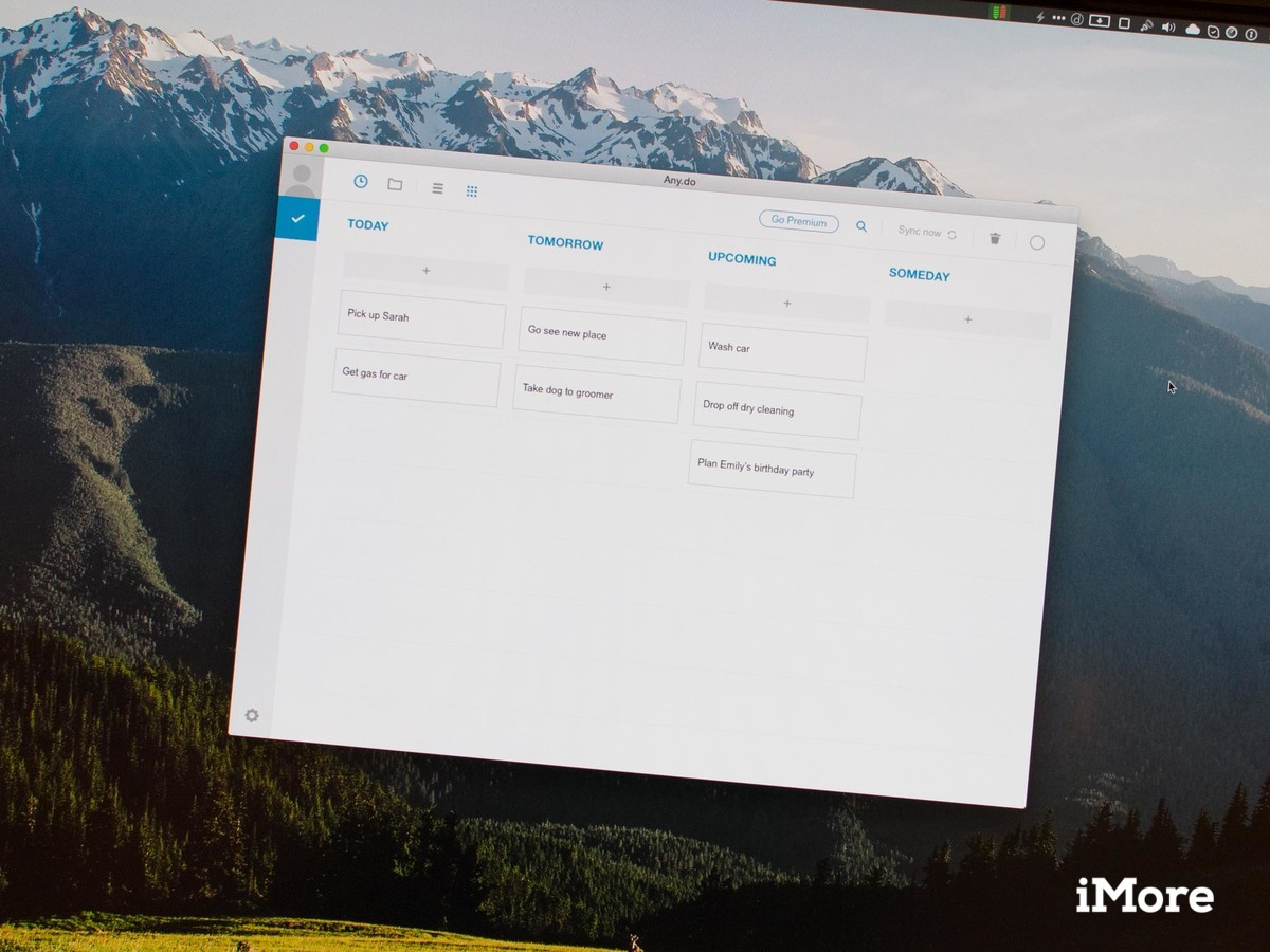 Task manager Any.do arrives on the Mac