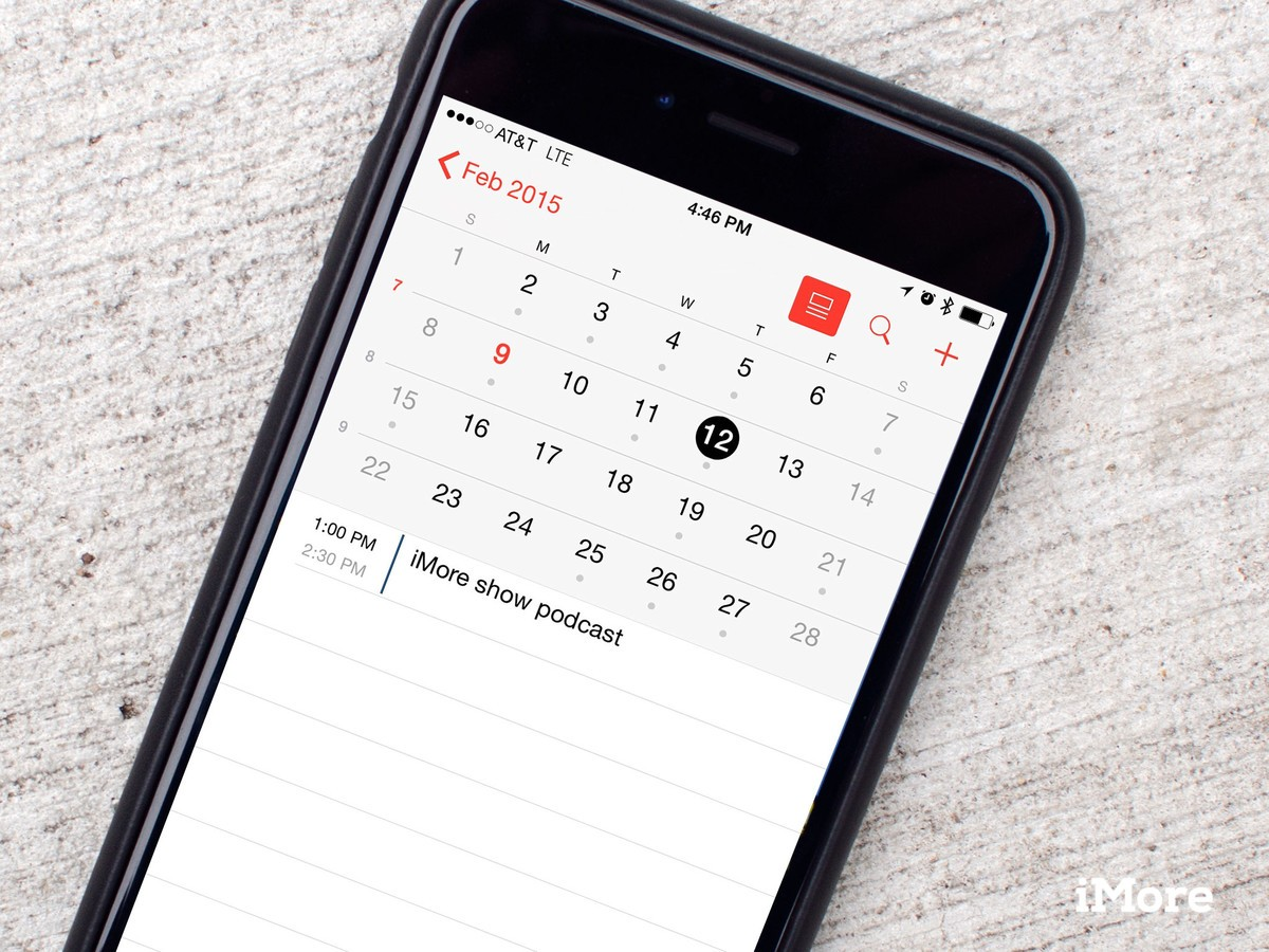Weekly Calendar View Iphone : How to enable week numbers in calendar for iphone and ipad