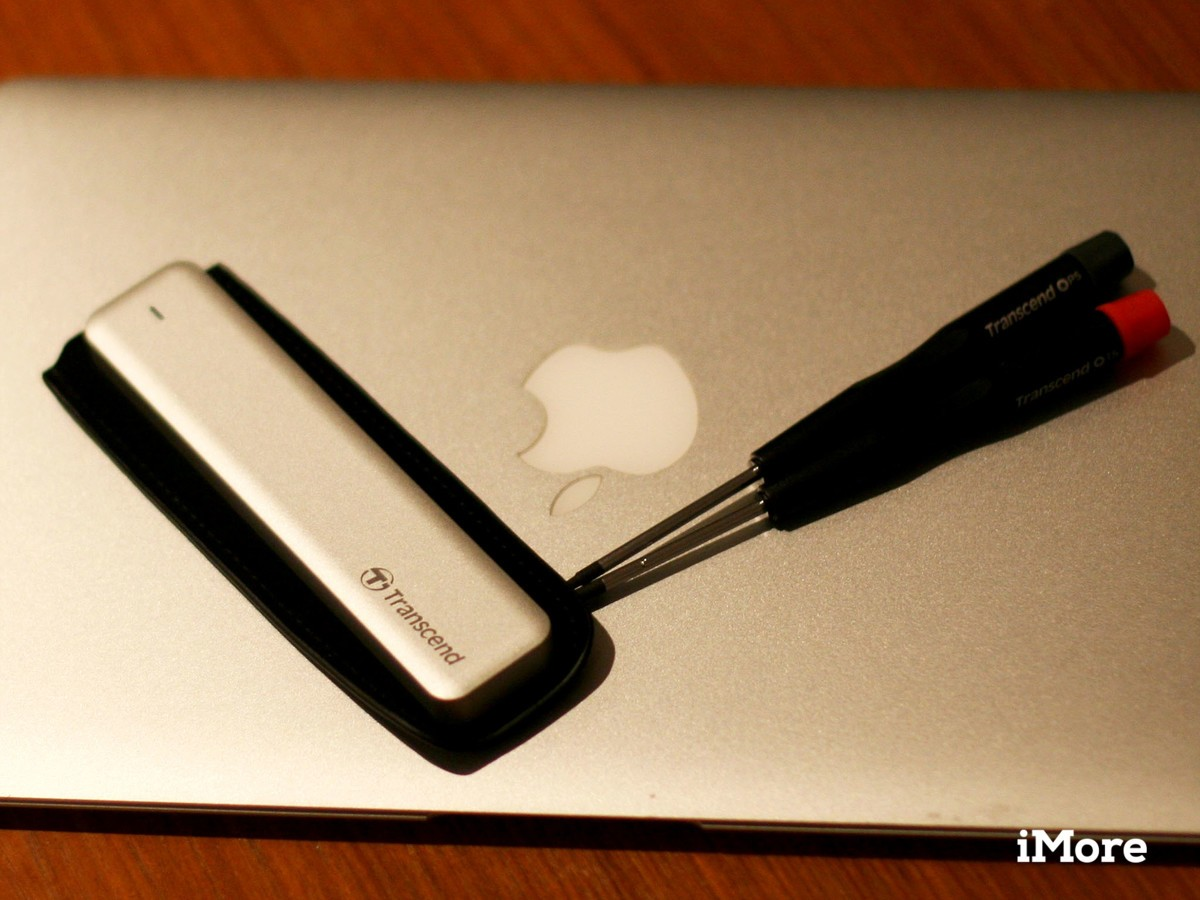 How to upgrade your MacBook Air with more storage