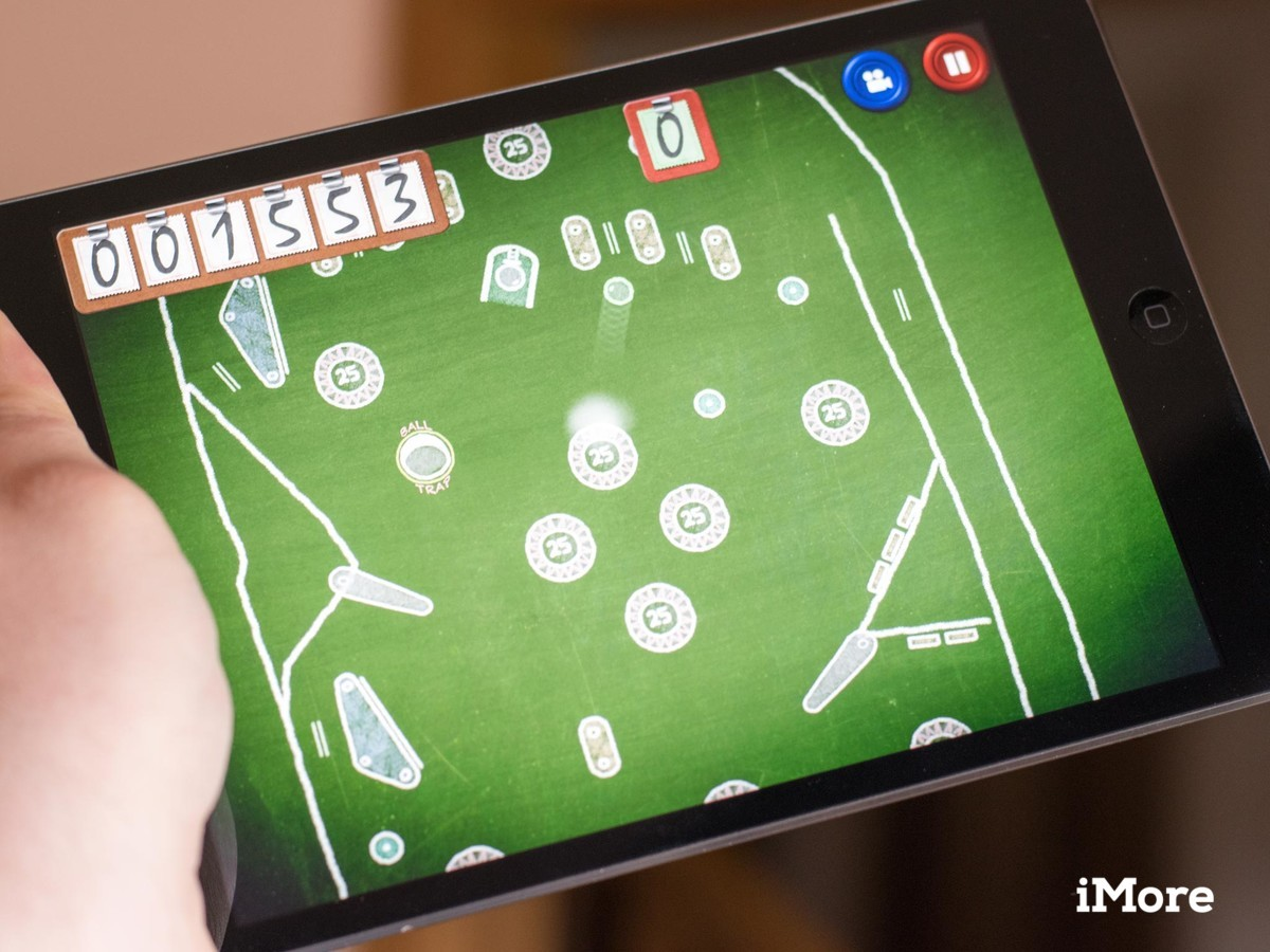 Chalkboard Pinball Creator lets you build the pinball machine of your dreams