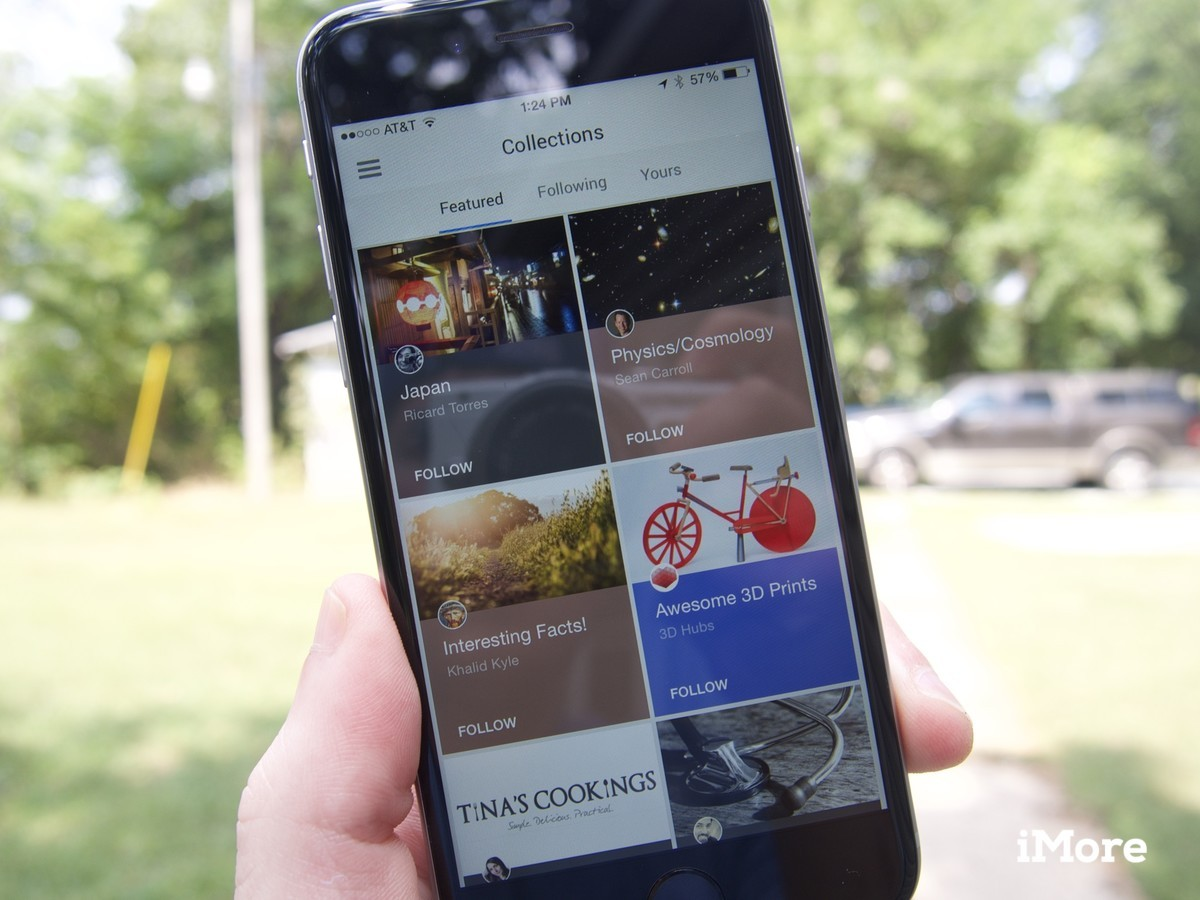 Google+ Collections come to iPhone, allows you to group posts by topic
