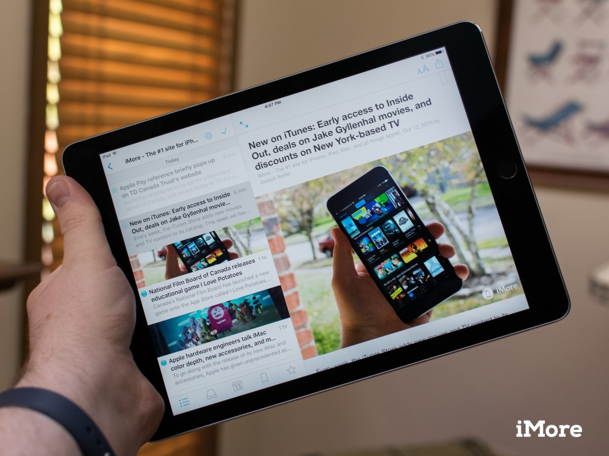 NetNewsWire picks up iPad support, adds new gestures and sharing