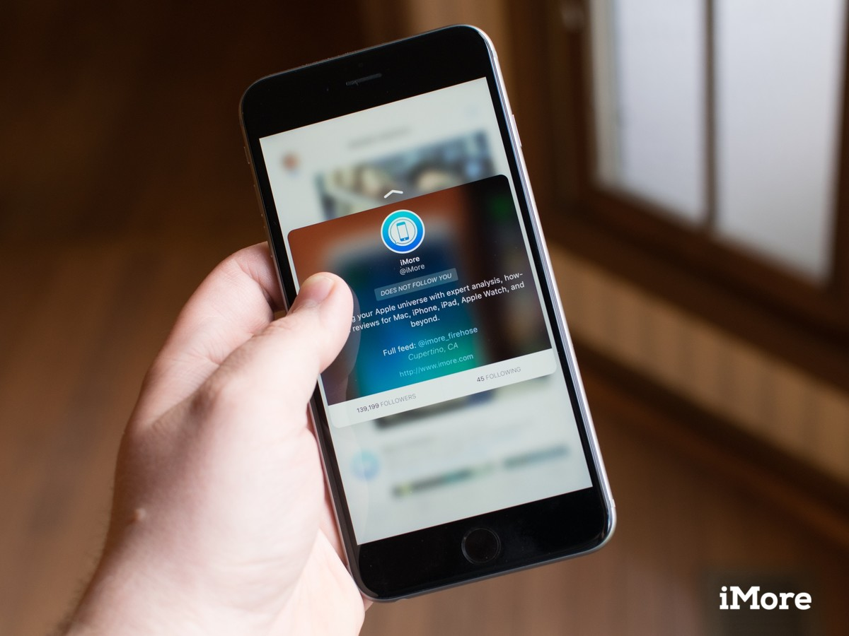 Tweetbot for iPhone and iPad gains 3D Touch support