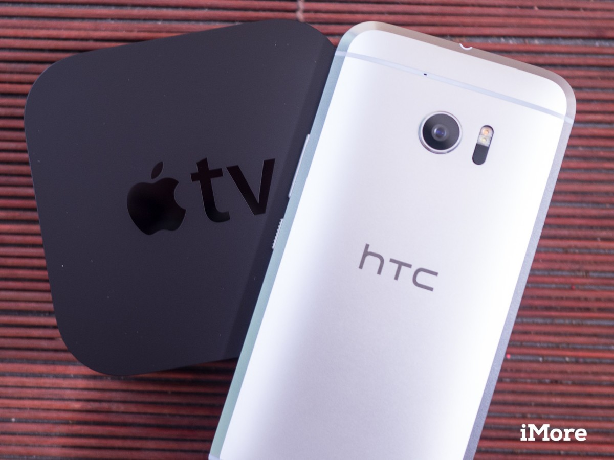 HTC 10 and Apple AirPlay