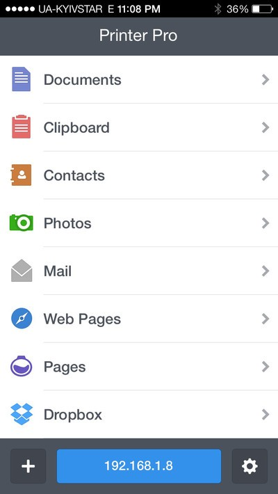 Readdle's Printer Pro gets updated for iOS 7, adds new printing options