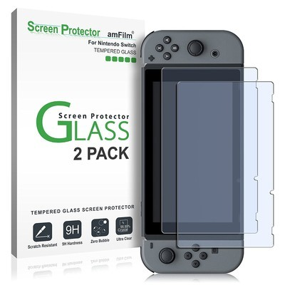 Superb In order to protect the rather sensitive Switch screen buying a screen protector is a must When docking the Switch and just day to day use