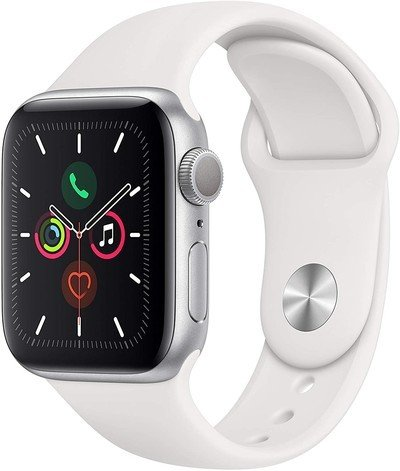 Apple Watch Series 5 Silver