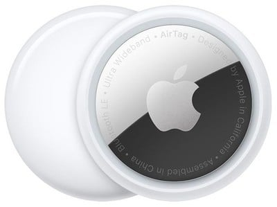 Airtag Double Select Render