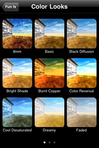 Best iPhone apps: Photo FX