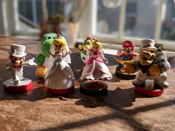 Everything You Need To Know About Amiibo In Super Mario