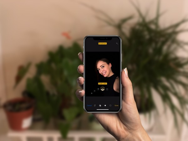 The Best Way To Shoot Stage Light In Portrait Mode On Iphone