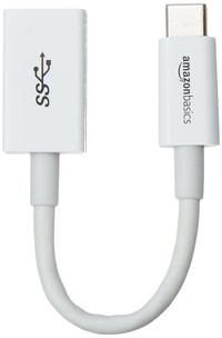 AmazonBasics USB-C adapter