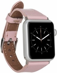 Burkley Slim Leather Band for Apple Watch