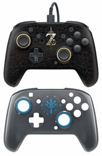 PDP Nintendo Switch Controller and additional faceplate