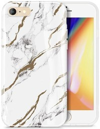 GVIEWIN Marble iPhone SE 2020 Case