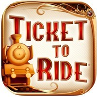 Ticket To Ride App Icon