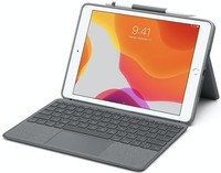 Best iPad 2020 Case Logitech Combo Touch Keyboard Case With Trackpad Ipad 8th Generation 2020
