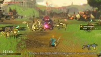 Hyrule Warriors Age Of Calamity Lynel