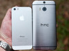 iPhone 5S and HTC One M8