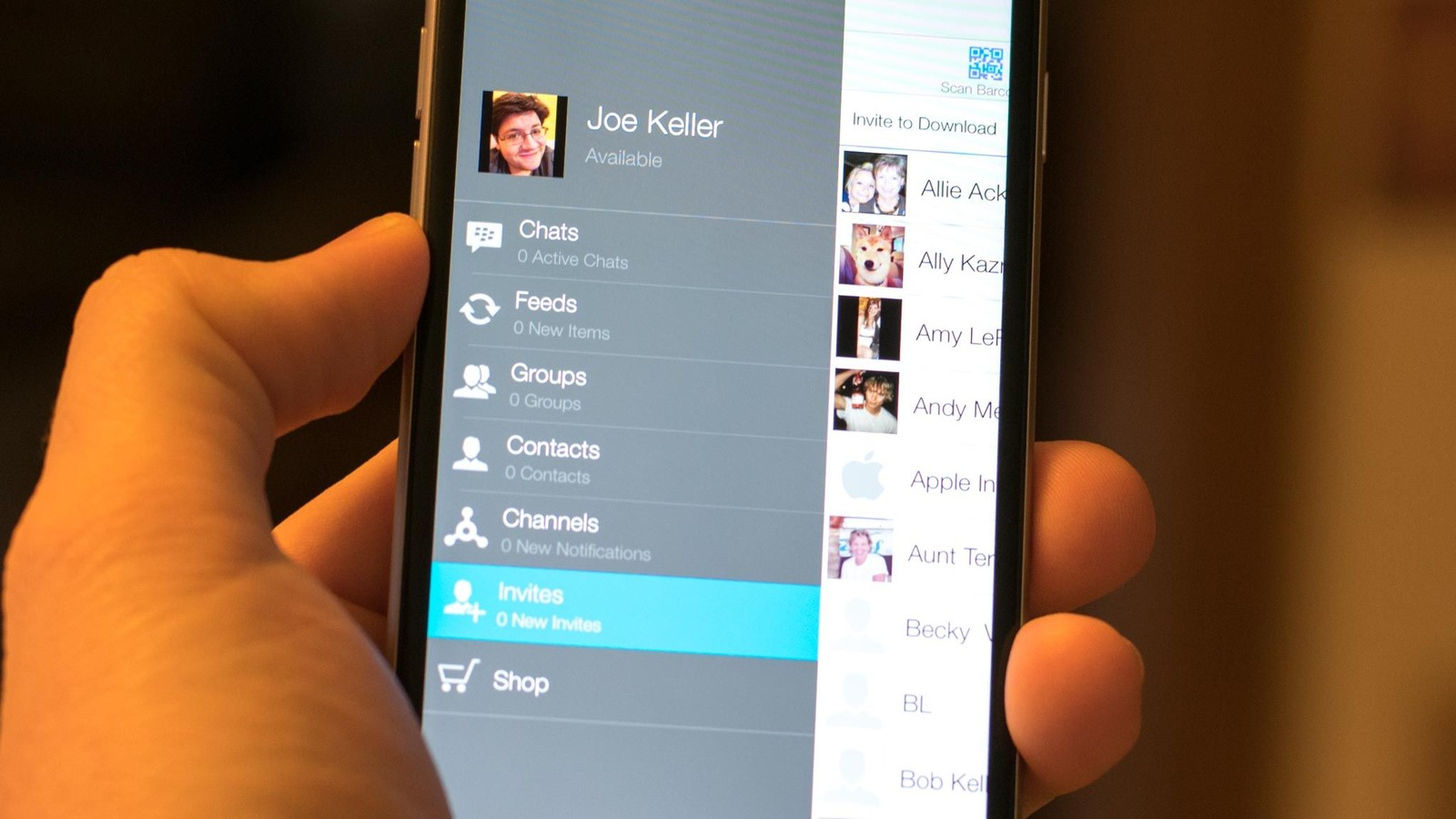 BBM adds Privacy and Control Subscription