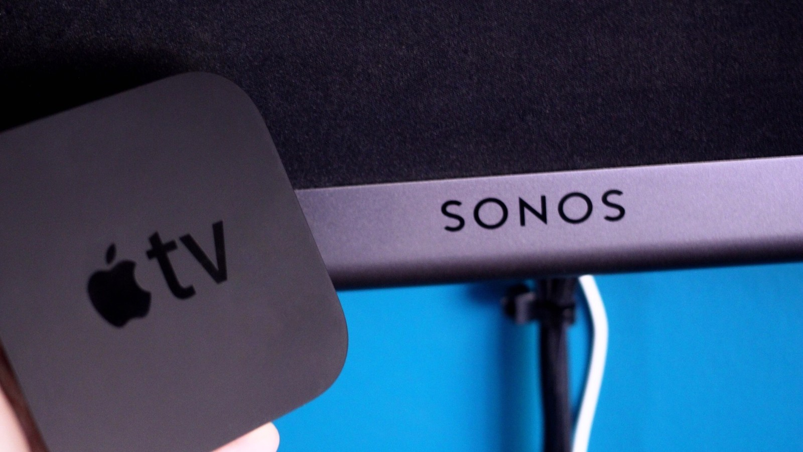 Sonos beam connected to tv but no sound
