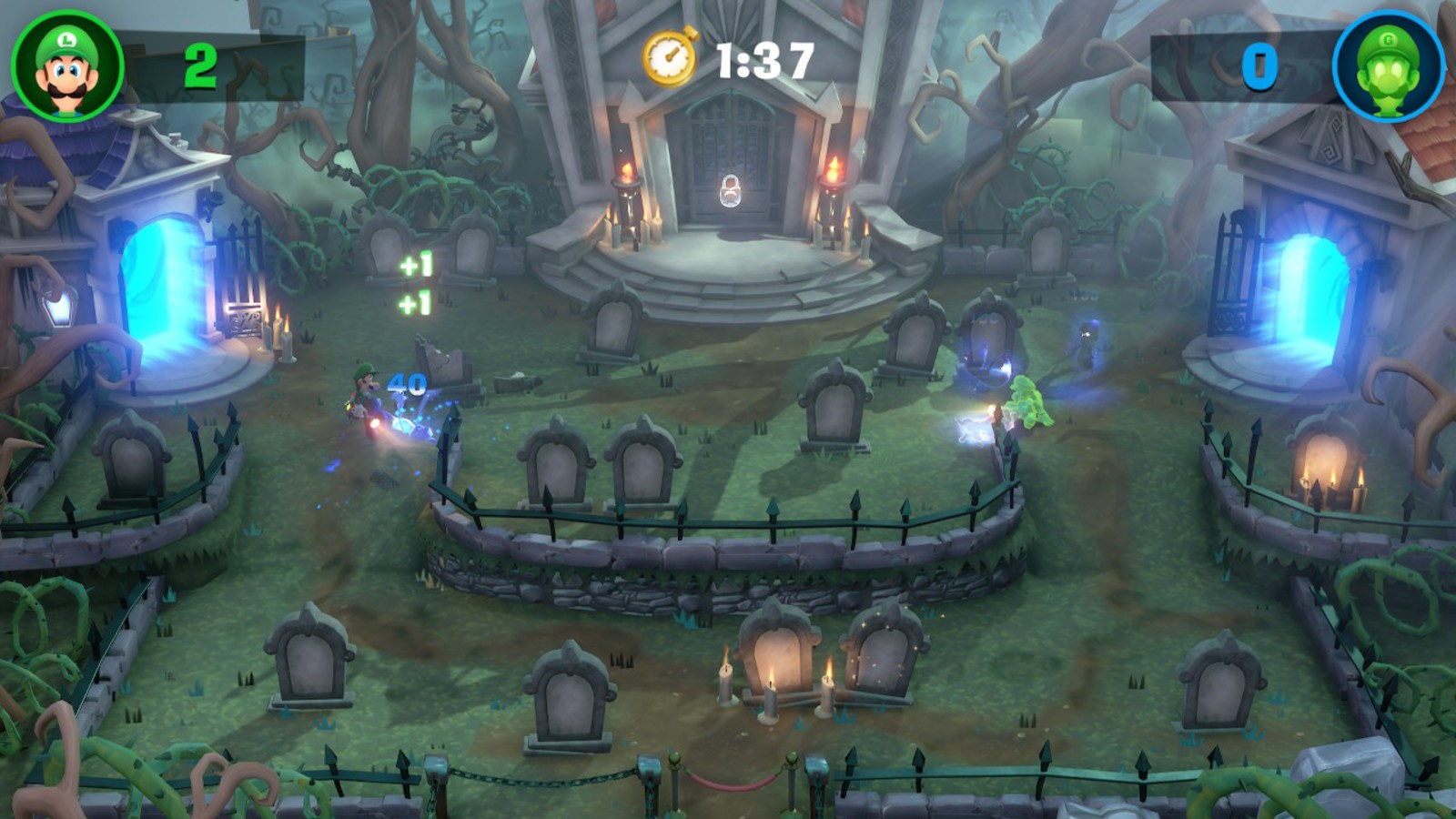 Are Luigi S Mansion 3 S Multiplayer Party Games Any Good