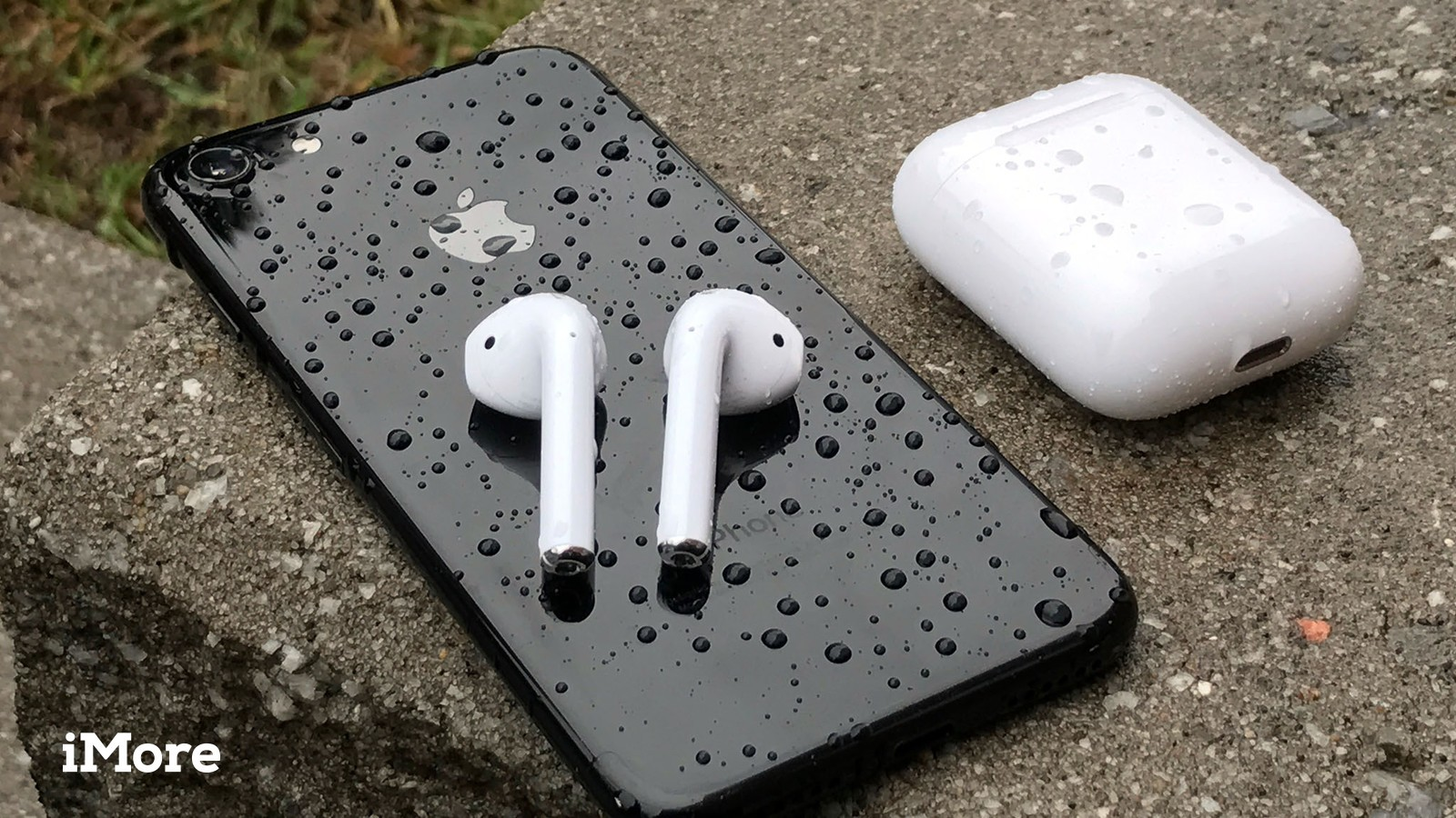 AirPods with iPhone 7