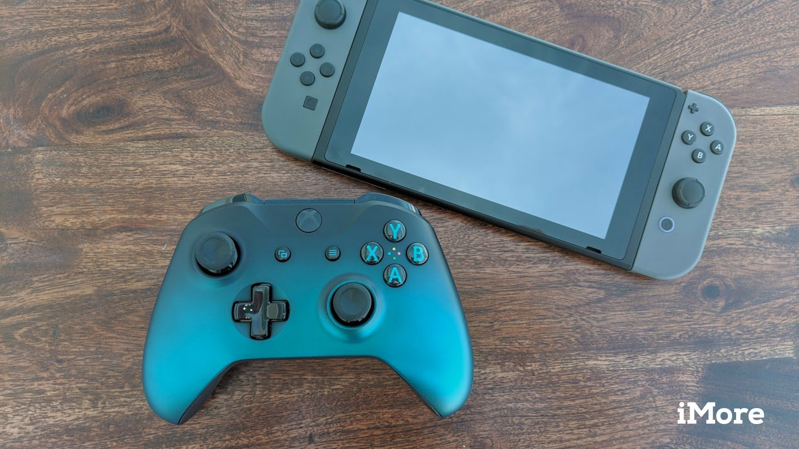 Xbox One Controller and Nintendo Switch