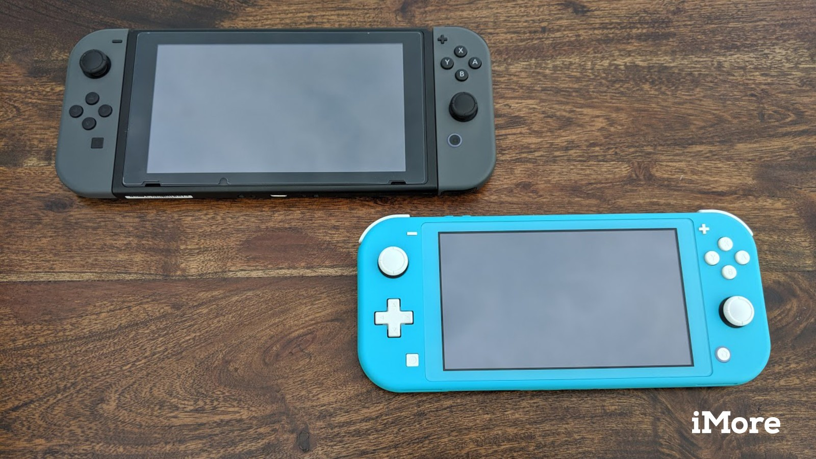 Nintendo Switch and Switch Lite