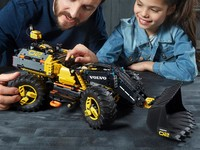 This futuristic LEGO Technic Volvo Concept set just reached a new low price