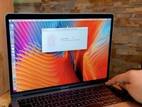 MacBook Air (2018) has Touch ID - here's how to set it up!