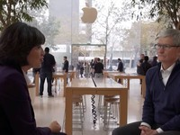 Tim Cook on respect, dignity, and self-driving cars