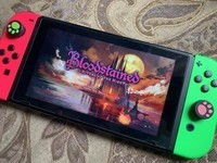 Bloodstained: Ritual of the Night is finally out on the Switch!