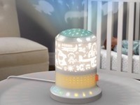 Help your baby sleep through the night with a smart nightlight