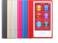 Apple adds iPod shuffle (4th gen) and iPod nano (7th gen) to vintage list