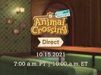 Don't miss the Animal Crossing Direct on Friday